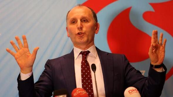 Trabzonspor Başkanı Usta: Mehmet Ekici'nin transferi için Beşiktaş ile anlaştık