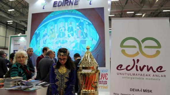 Edirne, Vali ve Belediye Başkanı ile EMİTTte