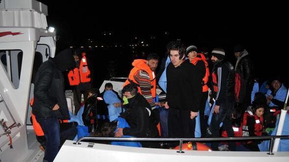 Egede mülteci botu alabora oldu: 1 ölü