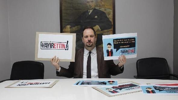CHPden Hayırettinli kampanya
