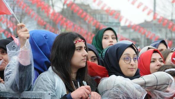 Erdoğan:Ey Rutte seçimi birinci parti olarak alabilirsin, ama Türkiye gibi bir dostunu kaybettin