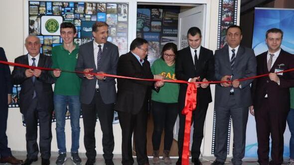 Samsunda liseliler için Uluslararası Eğitim Ofisi açıldı