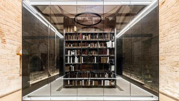 (yeniden) Beyazıt Devlet Kütüphanesi Renovasyon Projesi, MIPIM Awards jüri özel ödülünü aldı