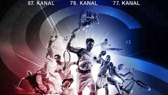 Türkiyenin premıer spor kanalı S SPORT yayın hayatına başladı