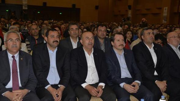 Bakan Çavuşoğlu: Onlar da Atatürkü kullanmaya başladı (3)