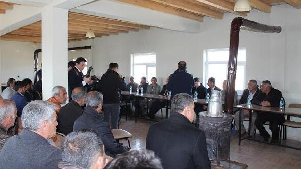 Vali Yavuz'dan Malazgirt çıkarması