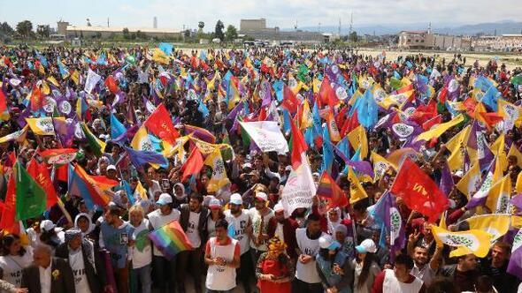 HDPli Baydemir: Çıkarmış olduğunuz yasalarla yargılanacaksınız