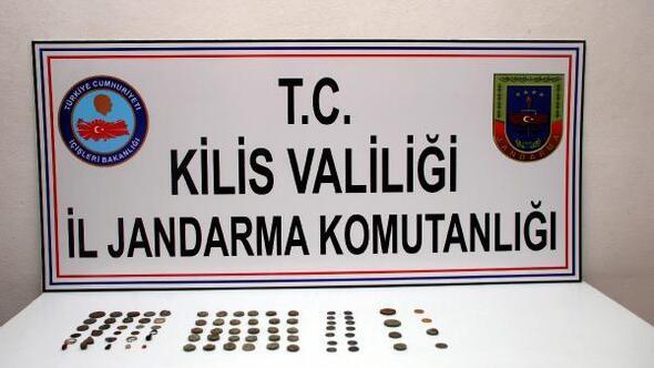 Kilis'te tarihi eser operasyonu