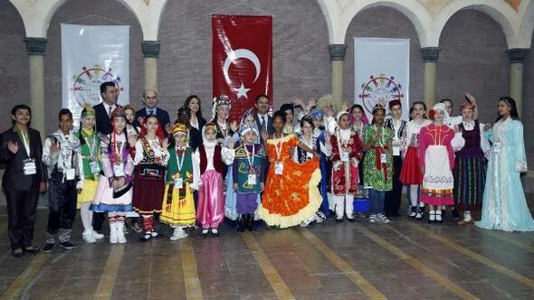 Nevşehir protokolü, dünya çocuklarını kabul etti