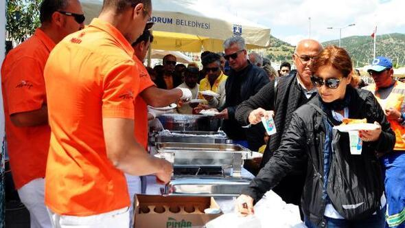 Bodrumda Turizm Haftası kutlandı