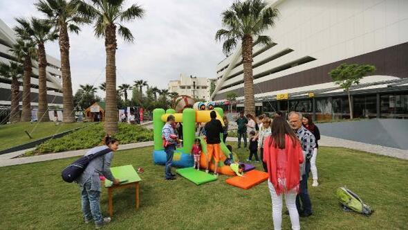 Folkart 23 Nisan çocuk festivali