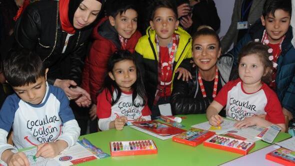 Gülben Ergenin Çocuklar Gülsün Diye Derneği, 37nci anaokulunu Eskişehirde açtı