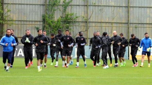 Gaziantepspor, Akhisar maçına hazırlanıyor