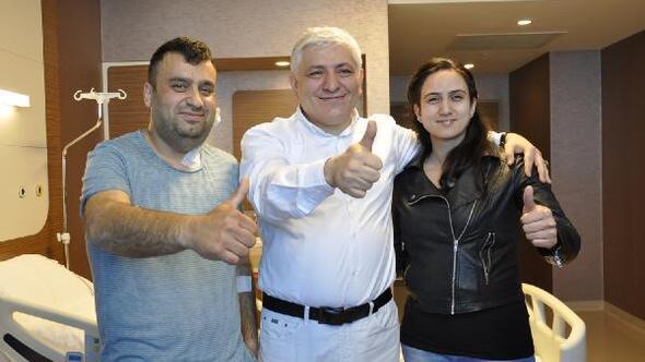 Türk profesörün geliştirdiği teknik şah damarı tümörleri için umut oldu