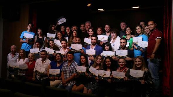 Folkart Akademide sertifika heyecanı