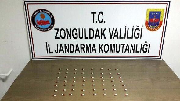 Cezaevi bahçesine poşetle uyuşturucu atan şüpheli tutuklandı