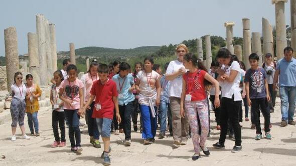 Öğrenciler Patarayı gezdi