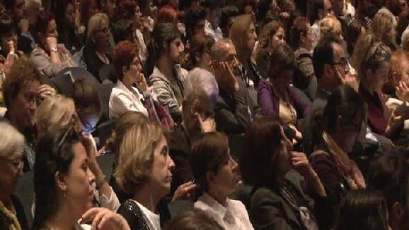 Türkan Saylan 7. sanat ve bilim ödülleri sahiplerine verildi(YENİDEN)
