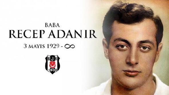 Türk futbolunun efsane isimlerinden Recep Adanır hayatını kaybetti