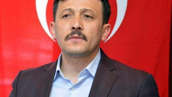 AK Partide Hotar sürprizi