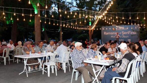 Büyükşehir Beleyesi Ramazana hazır