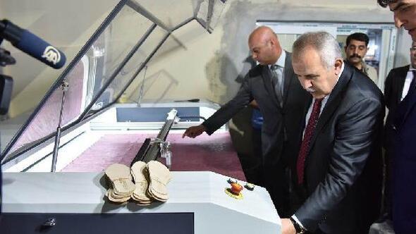 Suriyelilere ayakkabı üretim kursu