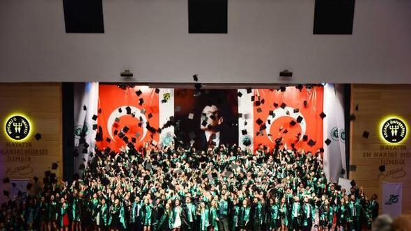 İletişim Fakültesi 687 mezun verdi
