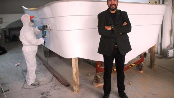 Tekne imalatında yer ve kalfiye elaman sorunu