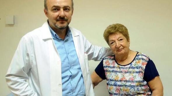 Kalbinde tümör olduğu griple ortaya çıktı