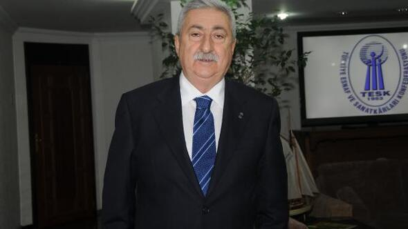 TESK Genel Başkanı Palandöken: Bağ-Kur'lu esnafımızın mağduriyeti giderilmeli