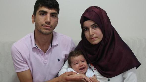 SMA Hastası Rosida bebek devletten yardım bekliyor