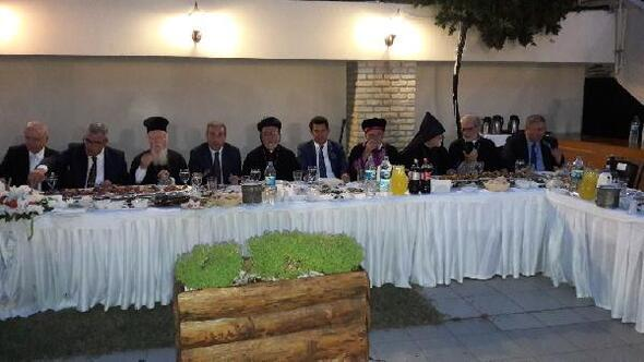 Dini cemaat temsilcileri MAREV iftarında buluştu