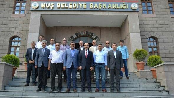 Vali Yavuz'dan Başkan Asya'ya veda