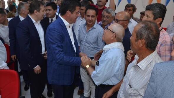 Bakan Zeybekci, polislerin bayramını telsizden kutladı (2)