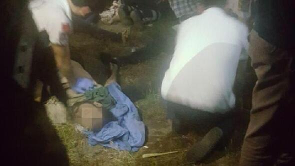 Adanada foseptik çukuruna düşen 4 kişi öldü- fotoğraflar