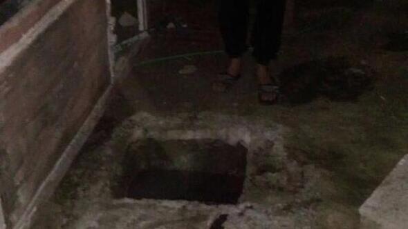 Adanada foseptik çukuruna düşen 4 kişi öldü- ek fotoğraflar