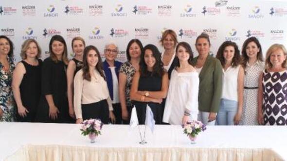Sanofi ve KAGİDER 'Geleceğin Kadın Liderleri' projesi yeni dönemi başlıyor