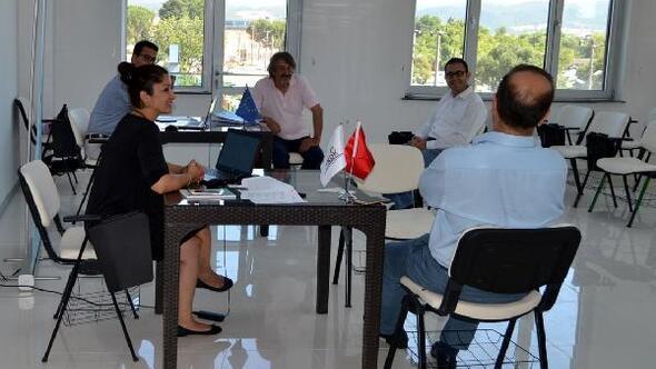 TKDK uzmanları Bigalı girişimcileri bilgilendirdi