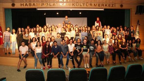 15 ülkeden 26 üniversite öğrencisi Eskişehirde