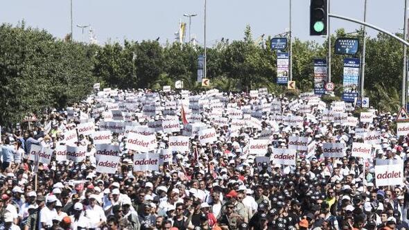 Ek Fotoğraflar-2 //  Adalet Yürüyüşü sona erdi