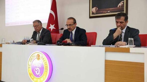 Vali Yavuz: Kaynaklar daha etkin kullanılmalı