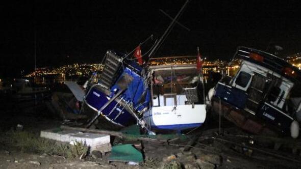 Bodrum ve Türkiyenin Batı bölgesi 6.3 büyüklüğünde depremle sallandı (7)