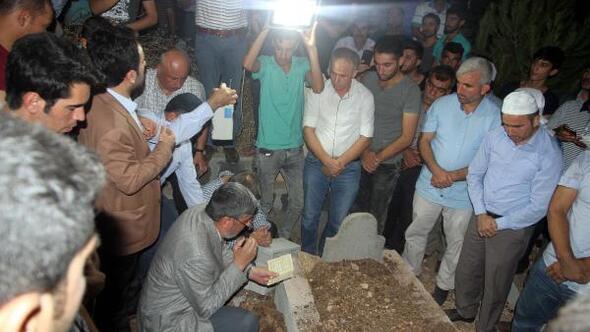 Şırnak Üniversitesi Rektörü memleketi İdil'de toprağa verildi