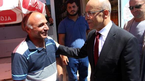 Başbakan Yardımcısı Şimşek Mardin'de; Yatırımlar bölgede iş ve aşa dönüşecek