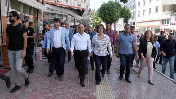 HDPnin Vicdan ve Adalet Nöbeti Vanda başladı