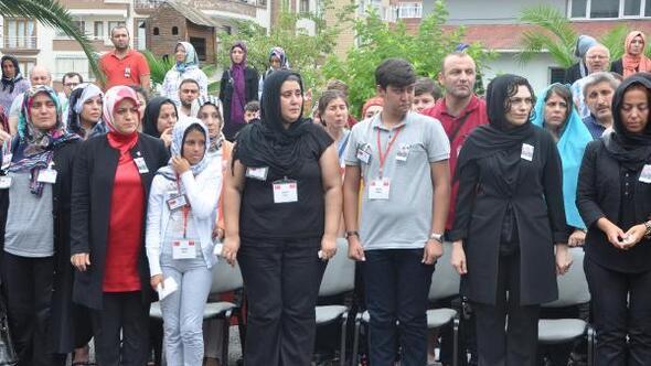 Şehit Astsubay Gedikin cenazesi memleketine uğurlandı