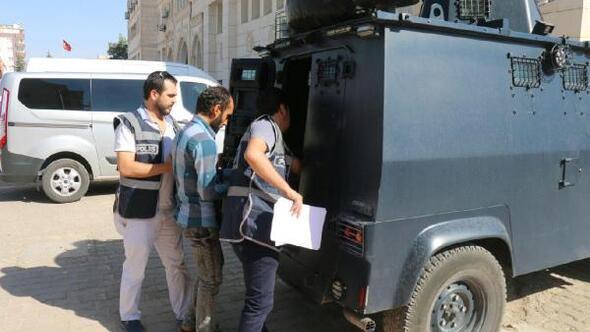 Mardinde terör operasyonu: 1 kişi tutuklandı