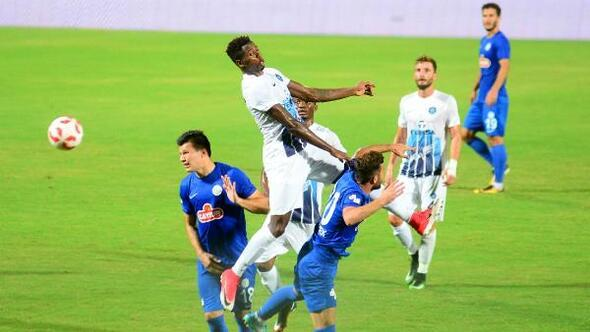 Adana Demirspor-Çaykur Rizespor : 1-3