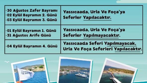İzmirlilere bayramda yüzde 50 indirimli yolculuk