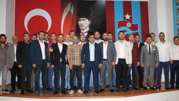 Trabzonspor Basketbol Kulübü'nde Abiş Hopikoğlu yeniden başkan seçildi